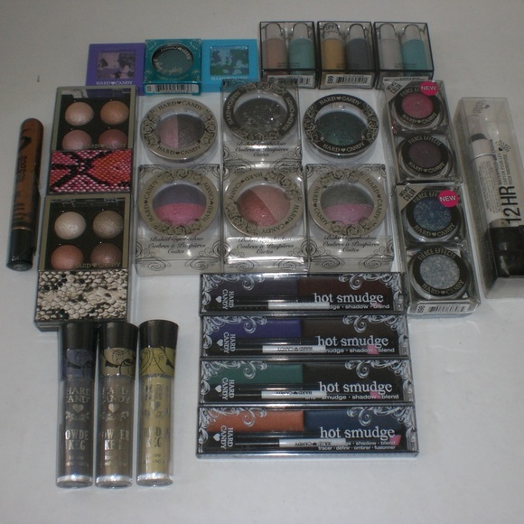 Hard Candy Makeup 25 Pc Eye Shadow Only Cosmetics Poshmark